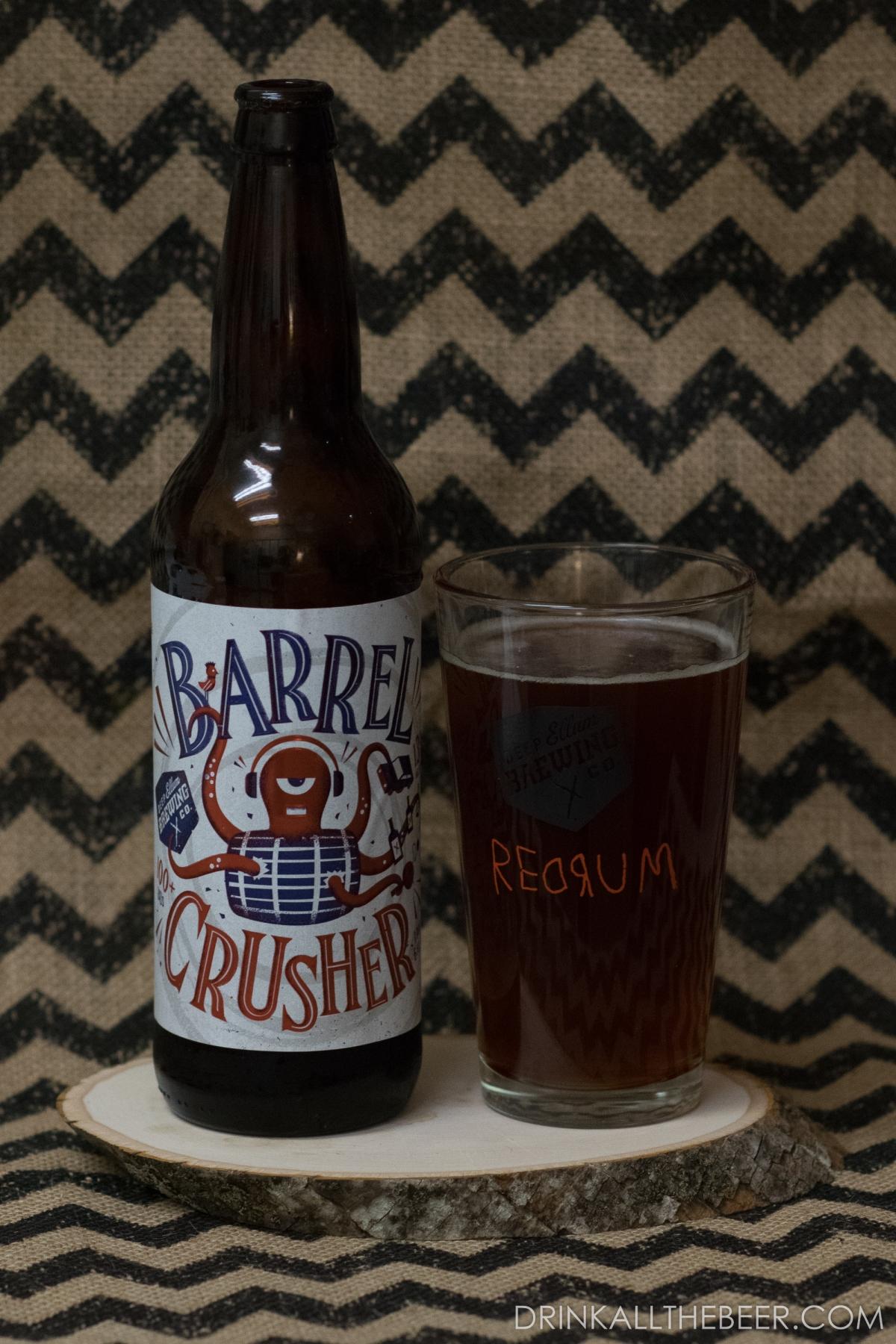 Day 047 – BarrelCrusher