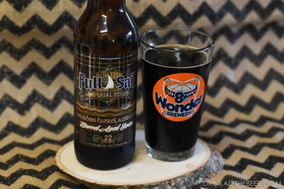 Full Sail - Barrel Aged Imperial Stout-2