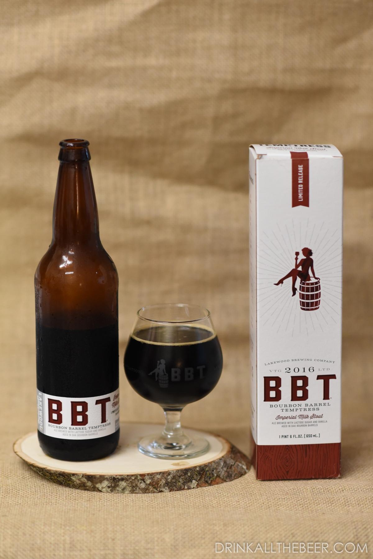 Day 100 – Bourbon BarrelTemptress