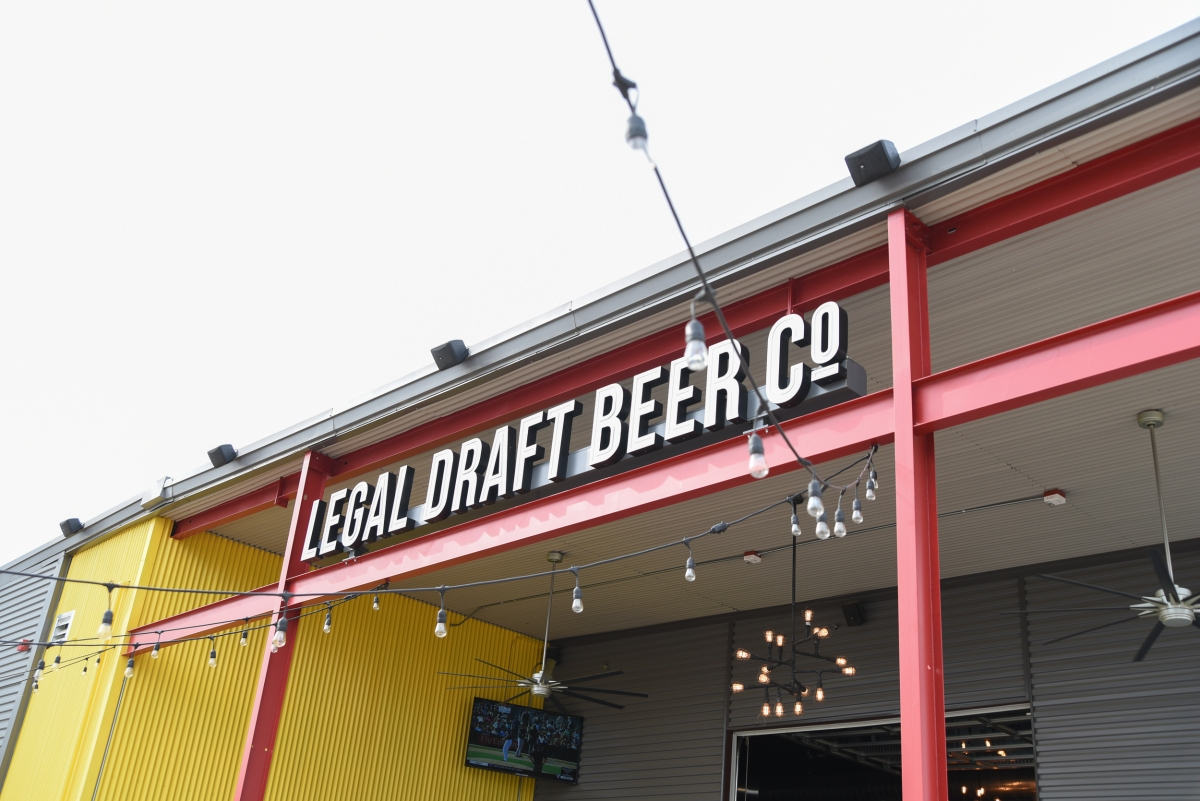 Brewery Visit – Legal Draft Beer Company