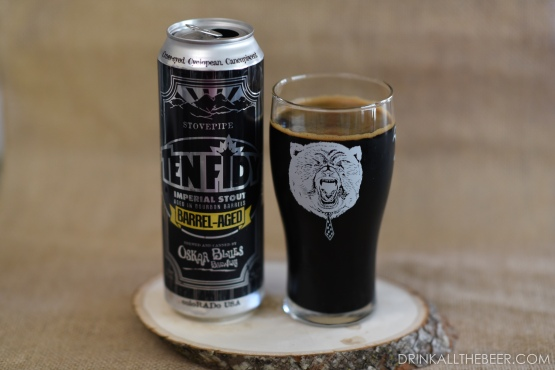 Oskar Blues - Barrel Aged Ten Fidy-2