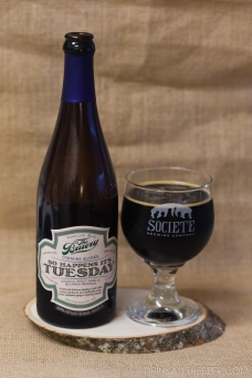 the Bruery - so happens it's Tuesday-1