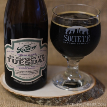 the Bruery - so happens it's Tuesday-2
