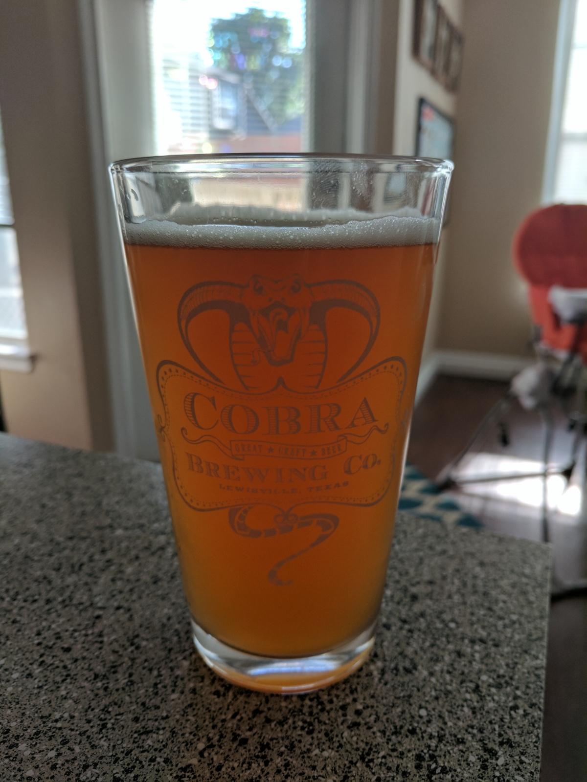 American Craft Beer Week – Cobra Brewing's Dawn of the Dank w/Watermelon